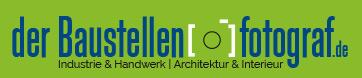 Baustellenfotograf Logo